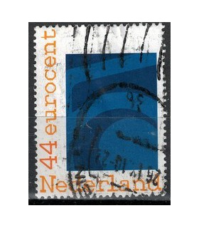 Blauwe vlek (o)