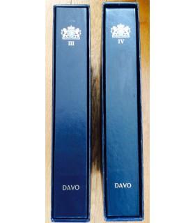 Davo de Luxe III en IV 1969 - 1999 (incl. meeuwen serie)