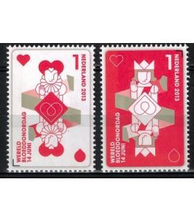 3067 - 3068 Bloeddonordag (o)