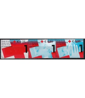 2902 Rode Kruis (xx) strook
