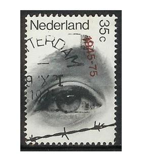 1072 Bevrijdingszegel (o)