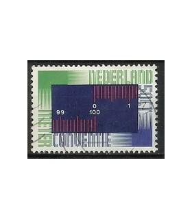 1076 Internationale serie (o)
