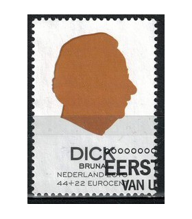 2716e Ouderenzegel Dick (o)