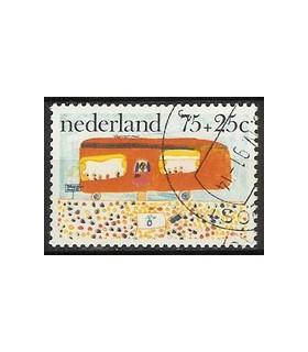 1106 Kinderzegel (o)