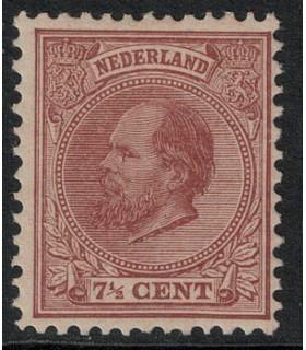 020 Koning Willem III (x)