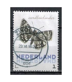 3012 Ac-02 Vlinders voorjaar Aardbeivlinder (o)