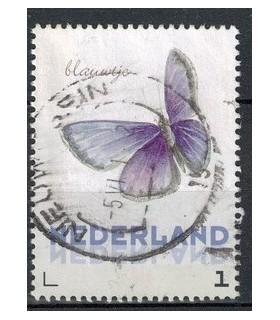 3012 Ac-02 Vlinders voorjaar Blauwtje (o)