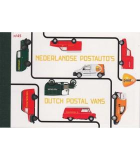 nr. 45 Nederlandse postauto
