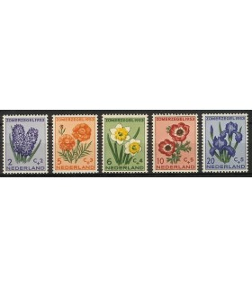 602 - 606 Zomerzegels (xx)