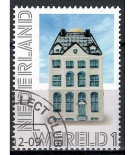 2899 KLM Huisje Wereld (o)