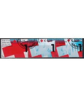 2902 Rode Kruis (o) strook