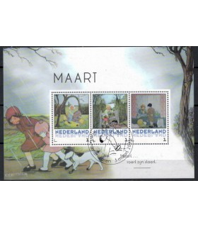 3012 D52 Rie Cramer maart (o)