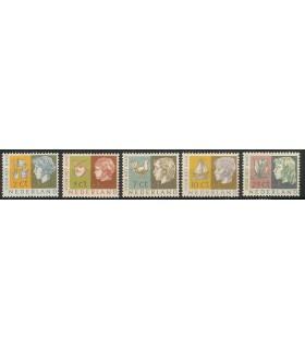 612 - 616 Kinderzegels (xx)