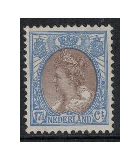 067 Koningin Wilhelmina (xx) lees!