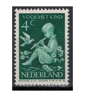 315 Kinderzegel (xx)
