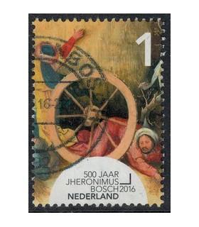 3379 Jheronimus Bosch overreden dor wagenwiel (o)