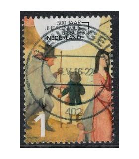 3381 Jheronimus Bosch man,kind,vrouw (o)