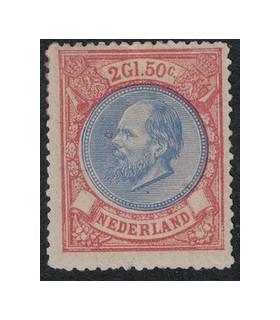 029 Koning Willem III (x)
