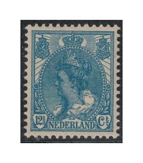 063 Koningin Wilhelmina (xx)