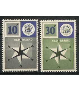700 - 701 Europa-zegels (x)