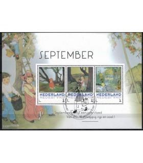 3012 D58 Rie Cramer september (o)