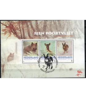 3012 D27 Rien Poortvliet wintertaferelen (o)