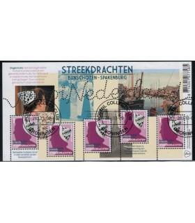 3015 Mooi Nederland Bunschoten Spakenburg (o)