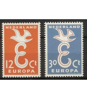 713 - 714 Europa-zegels (xx)