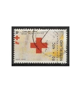 1534 Rode kruis zegel (o)
