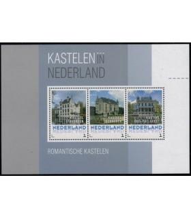 3012 D16 Kastelen in Nederland romantisch (o)