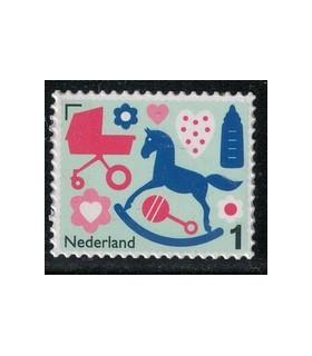 3272 Wieg, Hobbelpaard (xx)