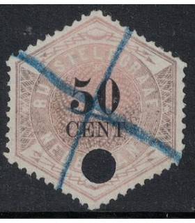 Telegramzegel 09 (o) 2.