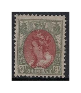 074 Koningin Wilhelmina (xx) 2. lees!