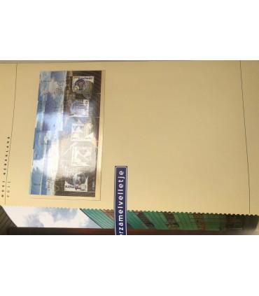 Davo Album de LUXE Mooi Nederland compleet gevuld tm 2011 (xx)