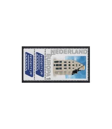 2898 KLM Huisje Europa dubbele TAB (xx)
