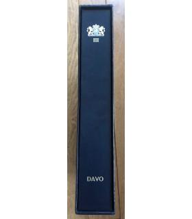 Davo de Luxe III 1970 - 1989 postfris compleet
