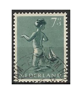 651 Kinderzegel (o)