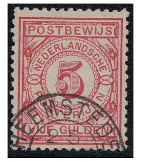 Postbewijs 6A (o)