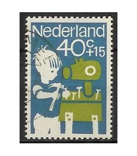 834 Kinderzegel (o)