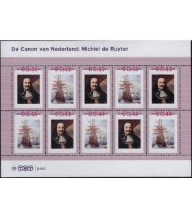 2489a-39-40 Michiel de Ruyter (xx)