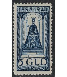 131 Jubileumzegel (xx) certificaat