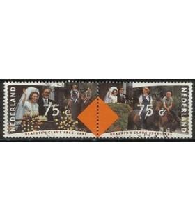 1466/1467a Huwelijksfeest (o)
