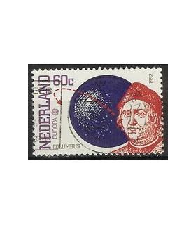 1527 Europa zegel (o)