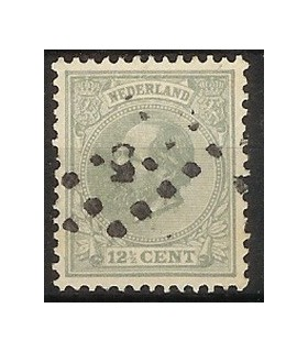 022 Koning Willem III (o)