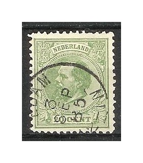 024 Koning Willem III (o)