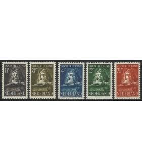 397 - 401 Kinderzegels (xx)