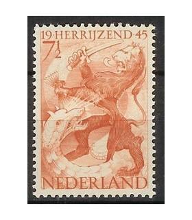 443 Bevrijdingszegel (xx)
