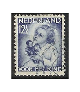 273 Kinderzegel (o)