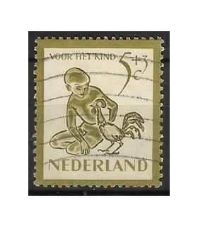 564 Kinderzegel (o)
