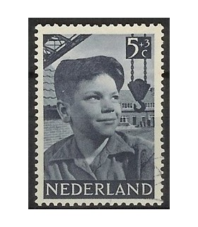 574 Kinderzegel (o)